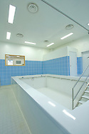 Margaret Thatcher Hospital, Chelsea, London, pool