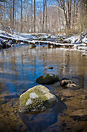 Beaver Run has the rating as an Exceptional Value stream and is a tributary of French Creek.