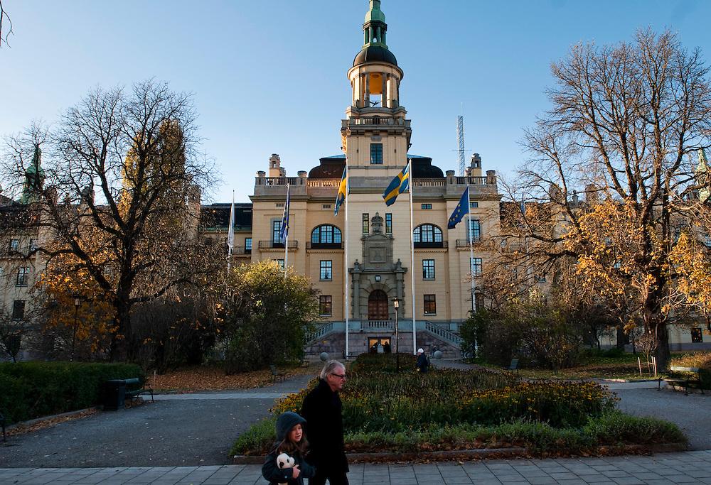 Stockholm Police House, Kungsholmen, Stockholm