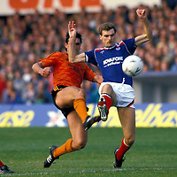 Dundee FC v Dundee United 3.10.1987