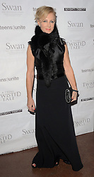 Karen Millen attends Teens Unite: A Twisted Tale - charity dinner at The Under Globe, Bankside, London on Saturday 22nd November 2014