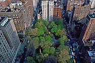 Gramercy Park is a small  private park in Manhattan, New York City, New York, USA
