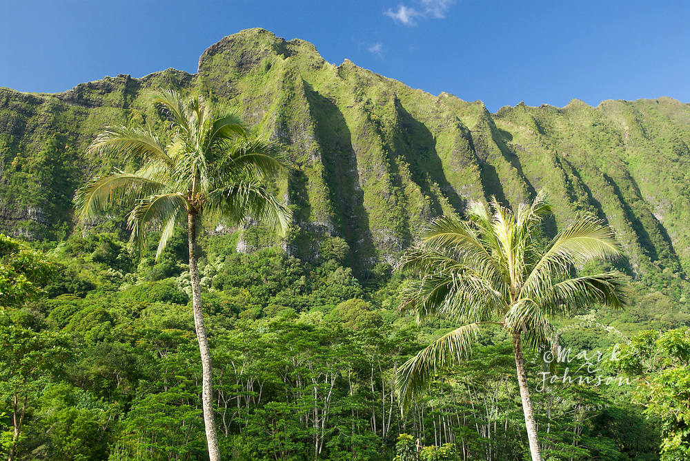 Koolau Mountains, Oahu, Hawaii