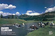Travel and Leisure, Unknown Yellowstone Story