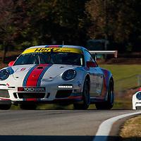 #6 Kelly Moss Motorsports Porsche 911 GT3 Cup: David Ducote