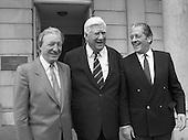 1987 - Mr Tipp O'Neill Visits Iveagh House.  (R61)