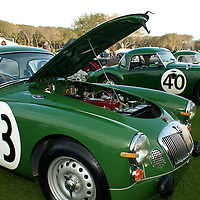 1961 MG MGA Sebring Coupe: Frank Graham