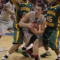 NCAA Basketball - Third Round - Ohio State vs George Mason