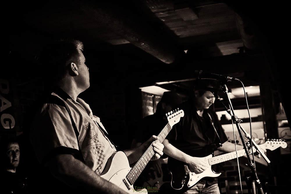 Lasse Berheim Band @ House of Blues festival, Stavanger, Norway.