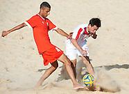 FIFA BEACH SOCCER WORLD CUP 2015 - AFC QUALIFIER QATAR