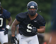 Ole Miss' Robert Nkemdiche at football practice in Oxford, Miss. on Saturday, August 3, 2013.