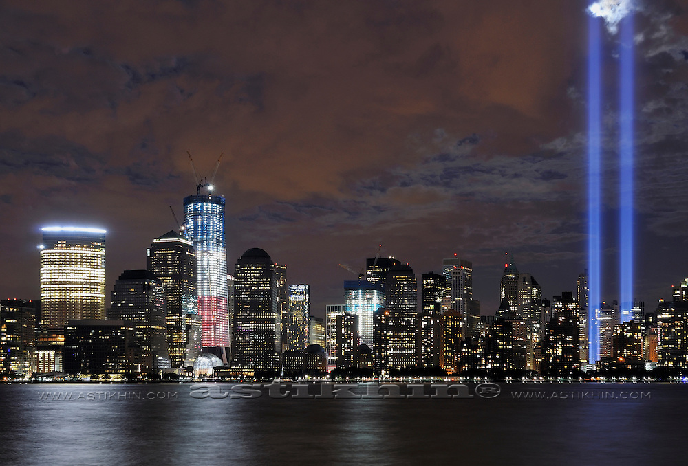 Memory of World Trade Center (2011) - We Shall Never Forget!