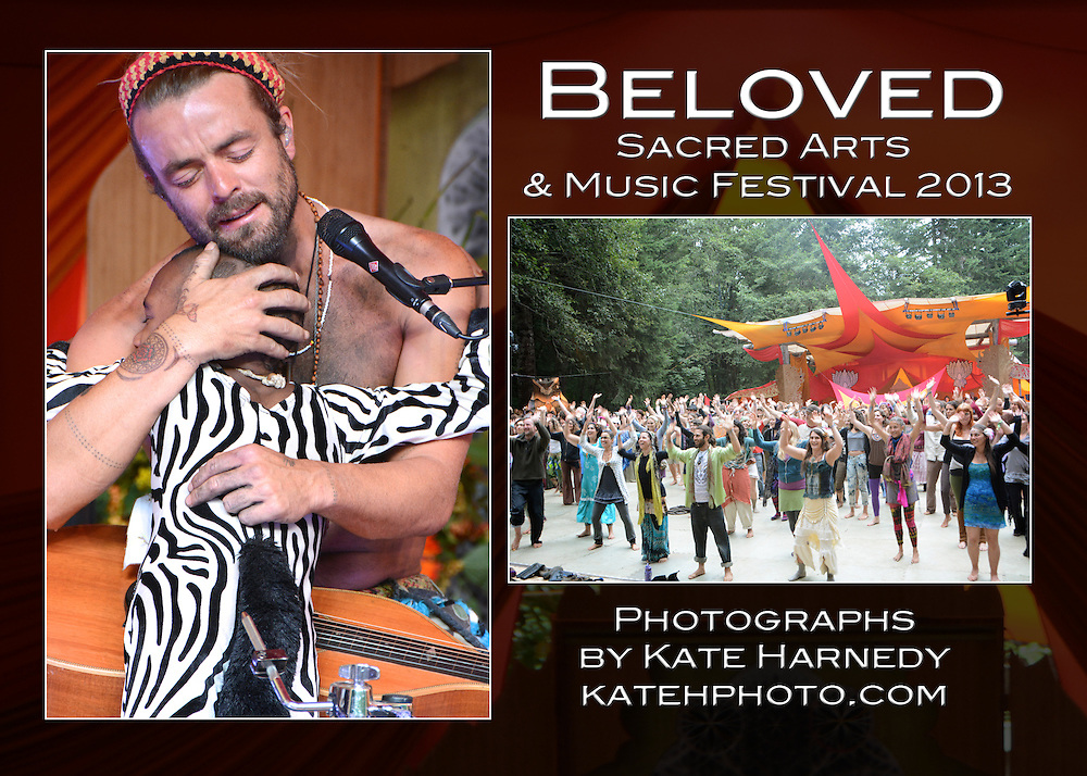Xavier Rudd Beloved Sacred Arts and Music Festival 2013