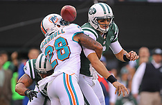 October 28, 2012: Miami Dolphins at New York Jets