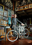 MIlan, test with a design bicycle