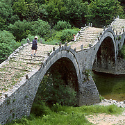 GREECE: Zagori, north Pindus mountains