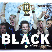 BLACK where it belongs Front Cover