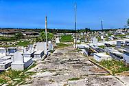 Hebrew Cemetery in Guanabacoa, Havana, Cuba.