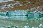 Landscape photographs of Mount Edith Cavell, AB, Canada