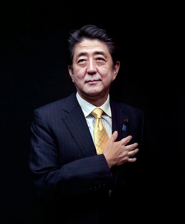 Prime Minister Shinzo Abe 2014