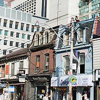 Toronto - Street Scenes