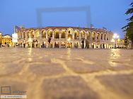 Verona, amphitheatre, Italy