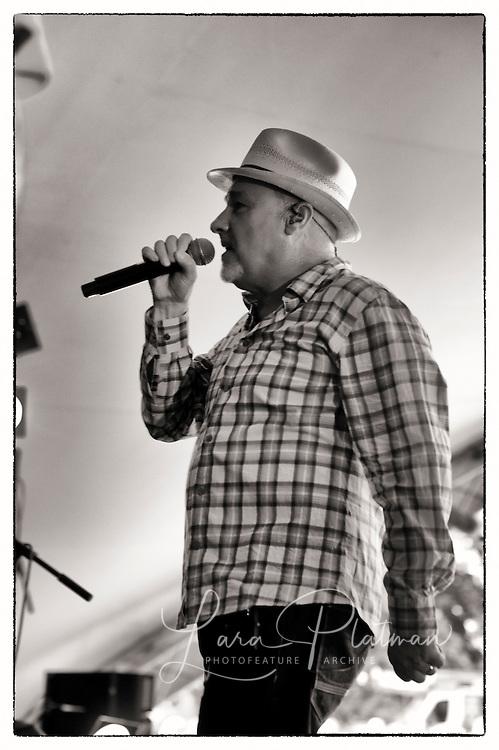 Staxs at Cornbury Festival July 2013
