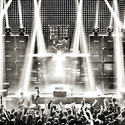 Justice at The Fox Theater - Oakland, CA - 4/17/12