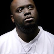 Hip-hop artist Fuzz Jackson