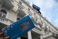 Estonian Embassy, London, UK