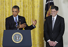 JAN 10 2013 Nomination Ceremony in the White House