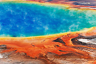 Grand Prismatic Spring, Midway Geyser Basin, Yellowstone NP, Wyoming (Estados Unidos)
