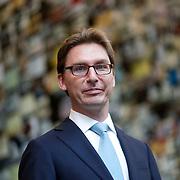 Photo &copy; Joel Chant    -    www.joelchant.com  <br /> Martijn van der Heijden, Head of lending at HSBC