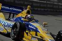 Marco Andretti, Shell Houston GP, Reliant Park, Houston, TX USA 6/29/2014