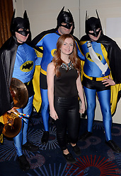 Maisie Smith attends The London Taxi Drivers' Fund - Mad Hatter's Tea Party at Grosvenor House Hotel, Park Lane, London on Sunday 18 January 2015
