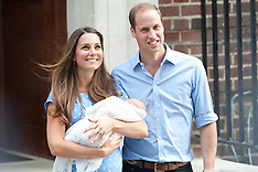 Royal Baby is born