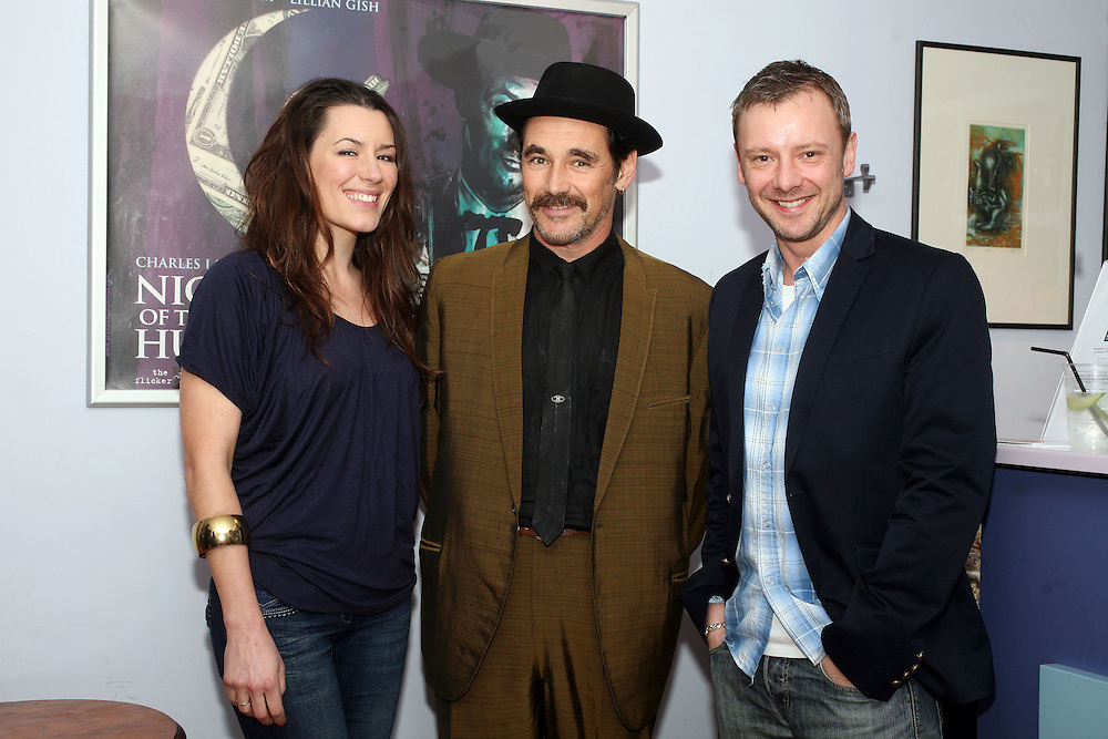 Photo © Joel Chant   Actors  Mark Rylance and John Simm