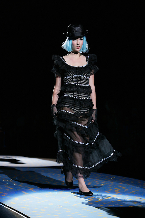 Betsey Johnson<br /> Spring/Summer 2009 Collection<br /> Mercedes-Benz Fashion Week <br /> Sept 2008, New York, NY