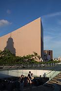 promenade and arts centere. Kowloon