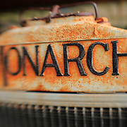 Monarch Radiator - Pottsville - Merlin, Oregon - Lensbaby