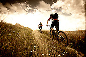 Mountain Biking on the Wiltshire Downs