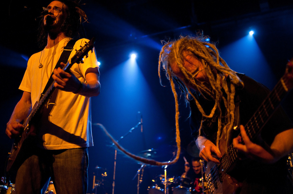 Jacob Hemphill and Bob Jefferson of SOJA @ The State Theater