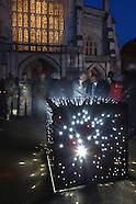 AR DESIGN, WINCHESTER, LIGHTS OUT, WW1 MEMORIAL, ENGLAND