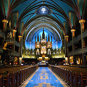 Montreal's Notre-Dame Basilica