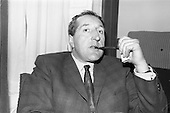 1965 - Ted Moult in Dublin for launch of Fund raising Week for a Multiple Sclerosis Rest Centre