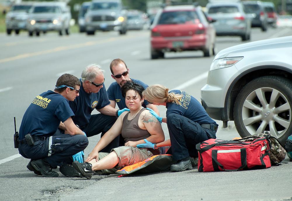 Jackson Hole Car Accident