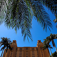 NAPLES, FL -- March 13, 2010 -- The Ritz-Carlton in Naples, Fla., is seen on Saturday, March 13, 2010.  There is a push to make hotels more family and kid-friendly.  The three hour Nature's Wonders program let kids experience a more involved, educational nature program while parents get free time to enjoy themselves sans kids.