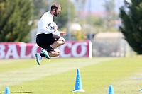 Vinovo, 02.05.2017 -  - Allenamento di vigilia di Monaco-Juventus, Champions League    Nella foto:  Gonzalo Higuain