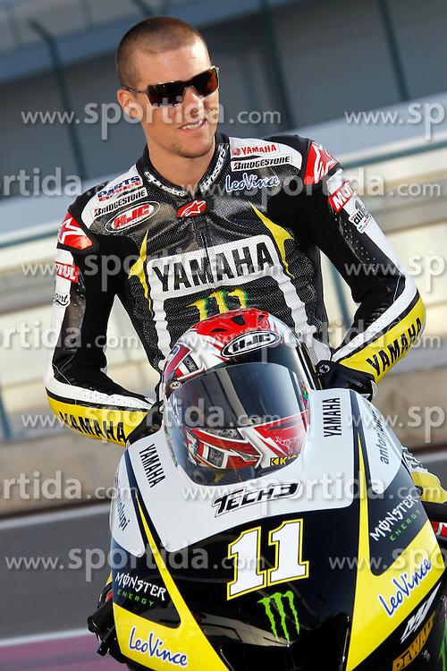 19.03.2010, Doha, Katar, QAT, MotoGP, Tests im Bild Ben Spies - Monster Tech 3 Yamaha team, EXPA Pictures © 2010, PhotoCredit: EXPA/ InsideFoto/ Semedia / SPORTIDA PHOTO AGENCY