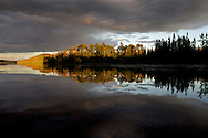 Hungry Jack Lake near the Boundary Waters Canoe Area Wilderness